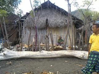 Rumah kami di Pesisir Metinumba