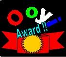 Ooyi award's