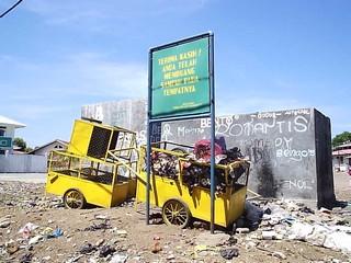 Sampahmu adalah sampah kita semua....