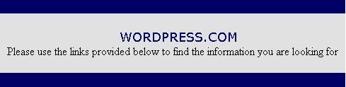 Wordpress15agst2004
