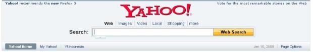 Yahoo(16jan09)