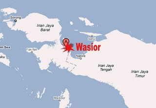 Wasior-papua-barat