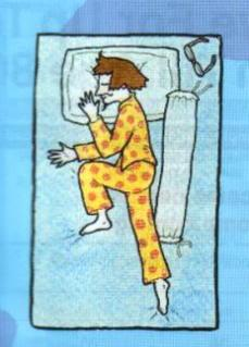 10 Sifat-Sifat Anda Dilihat Dari Posisi Tidur
